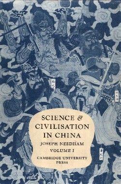 Science and Civ J Needham REVIEWS